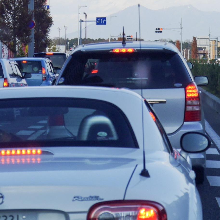 渋滞レポートアイキャッチ